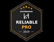 SGHomeNeeds Reliable Pro Logo