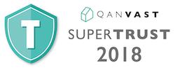 Qanvast Supertrust Logo