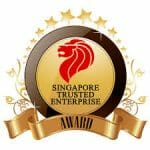 singapore trusted enterprise award logo