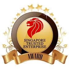 singapore trusted enterprise award logo