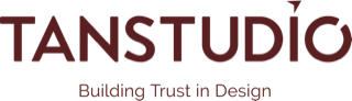 tan studio logo
